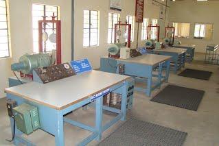 Electrical Machines LAb I & II
